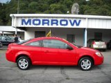 2007 Victory Red Chevrolet Cobalt LS Coupe #18225787