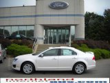 2010 White Suede Ford Fusion SE V6 #18221191