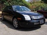 2008 Black Ebony Ford Fusion SEL V6 #18229999