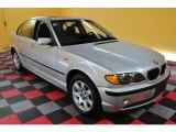 2003 Titanium Silver Metallic BMW 3 Series 325xi Sedan #18299602