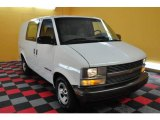 2000 Ivory White Chevrolet Astro AWD Commercial Van #18299595