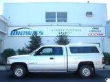 2001 Bright Silver Metallic Dodge Ram 1500 ST Club Cab #18287529