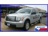 2010 Ingot Silver Metallic Ford F150 XLT SuperCrew #18289053
