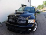 2004 Black Dodge Ram 1500 SRT-10 Regular Cab #18291951