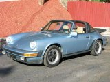 1981 Porsche 911 Light Blue Metallic
