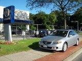 2006 Alabaster Silver Metallic Acura TSX Sedan #18340088