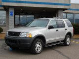 2003 Silver Birch Metallic Ford Explorer XLS 4x4 #1826876