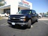 2006 Black Chevrolet Silverado 1500 LT Crew Cab #18397429