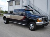 2000 Ford F350 Super Duty Lariat LE Crew Cab 4x4 Dually Data, Info and Specs