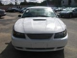 2001 Oxford White Ford Mustang V6 Coupe #18390950
