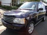 2007 Buckingham Blue Metallic Land Rover Range Rover HSE #18398180