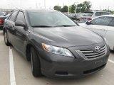 2008 Magnetic Gray Metallic Toyota Camry Hybrid #18396287