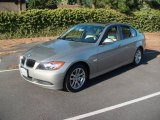2007 Platinum Bronze Metallic BMW 3 Series 328i Sedan #18385882