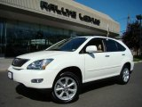2009 Crystal White Mica Lexus RX 350 AWD #18393714