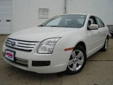 2008 White Suede Ford Fusion SE V6 #18388757