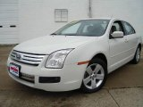 2008 White Suede Ford Fusion SE V6 #18388758