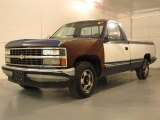 1991 Chevrolet C/K C1500 Silverado Regular Cab Data, Info and Specs