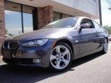 2007 Sparkling Graphite Metallic BMW 3 Series 328xi Coupe #18440501