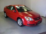 2007 Victory Red Chevrolet Cobalt LT Coupe #18449399