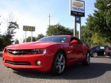 2010 Victory Red Chevrolet Camaro LT/RS Coupe #18433676