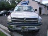 2001 Bright Silver Metallic Dodge Ram 1500 SLT Club Cab 4x4 #18449219