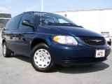 2003 Midnight Blue Pearl Chrysler Town & Country LX #18435850