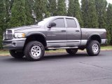 2002 Graphite Metallic Dodge Ram 1500 SLT Quad Cab 4x4 #18446065