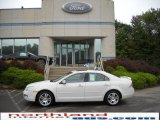 2008 White Suede Ford Fusion SEL V6 AWD #18436285