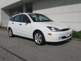 2003 Cloud 9 White Ford Focus ZX5 Hatchback #18446697