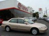 2002 Naples Gold Metallic Honda Accord LX Sedan #18443291