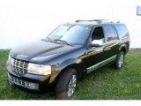 2007 Black Lincoln Navigator Ultimate 4x4 #18433409