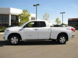 2007 Super White Toyota Tundra Limited Double Cab 4x4 #18450121