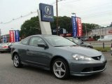 2006 Jade Green Metallic Acura RSX Type S Sports Coupe #18437428
