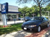 2006 Nighthawk Black Pearl Acura TSX Sedan #18448118