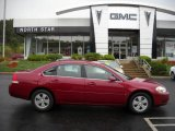 2006 Sport Red Metallic Chevrolet Impala LT #18443384