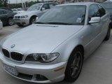 2006 Titanium Silver Metallic BMW 3 Series 330i Coupe #18509373