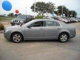 2008 Dark Gray Metallic Chevrolet Malibu LS Sedan #18514453