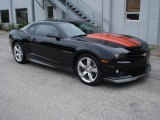 2010 Black Chevrolet Camaro SS Coupe #18513785