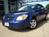 2007 Laser Blue Metallic Chevrolet Cobalt LT Coupe #18499959