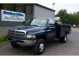 2001 Dodge Ram 3500 Regular Cab 4x4 Commercial Chassis Data, Info and Specs