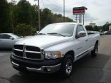 2003 Bright White Dodge Ram 1500 ST Regular Cab #18503644