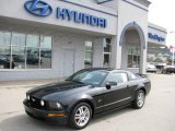 2005 Black Ford Mustang GT Premium Coupe #18502258