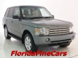 2005 Giverny Green Metallic Land Rover Range Rover HSE #18500627