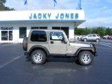 2006 Light Khaki Metallic Jeep Wrangler Rubicon 4x4 #18510426