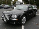 2008 Brilliant Black Crystal Pearl Chrysler 300 C HEMI #1840200
