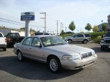 2009 Silver Birch Metallic Mercury Grand Marquis LS Ultimate Edition #18502283