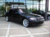 2006 Jet Black BMW 3 Series 330i Sedan #18504115