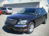 2004 Brilliant Black Crystal Pearl Chrysler Pacifica AWD #18498617