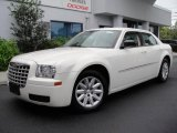 2008 Stone White Chrysler 300 LX #18496898