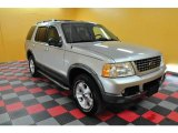 2003 Silver Birch Metallic Ford Explorer XLT 4x4 #18509411